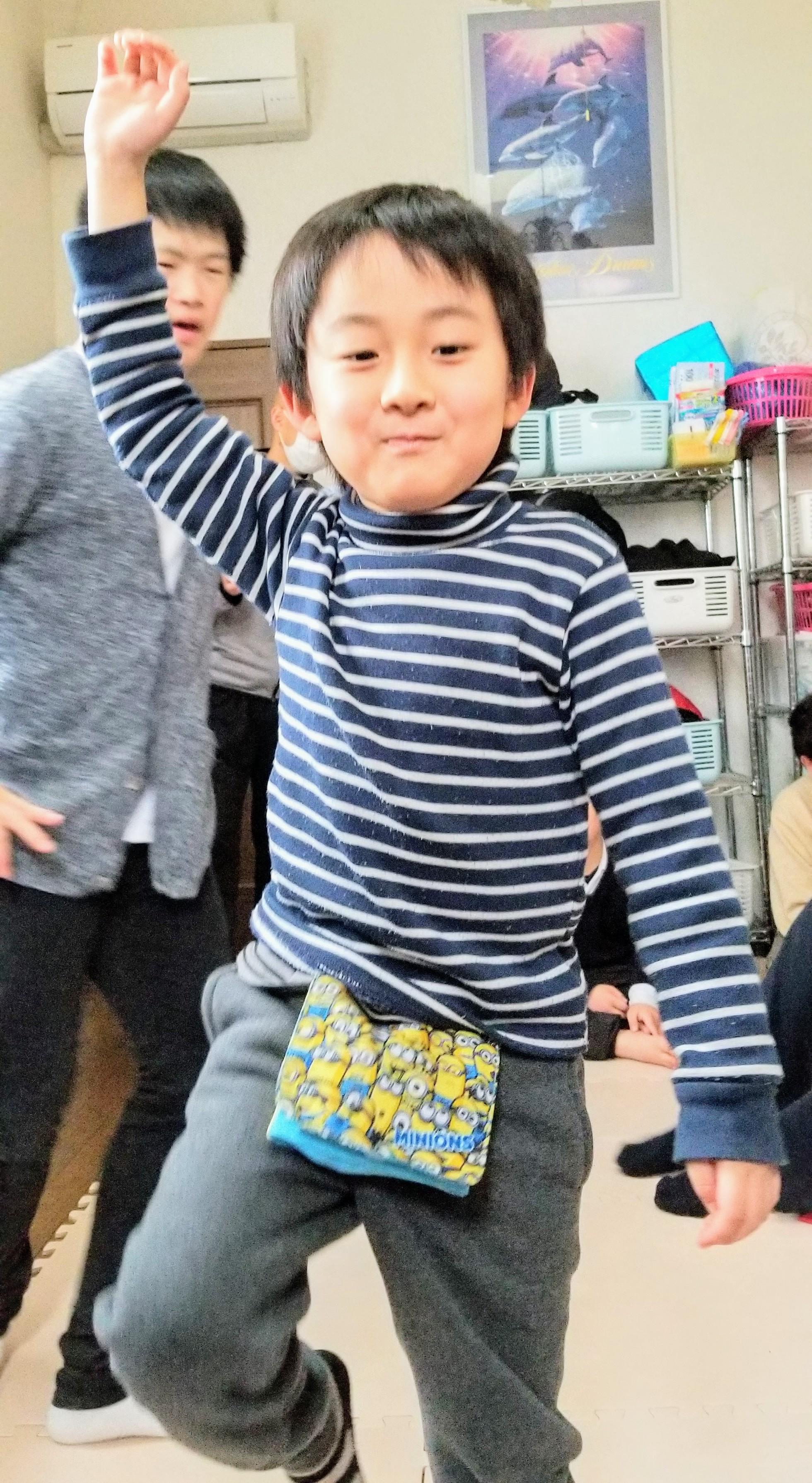 放課後等デイサービス・2019/02/15(金)