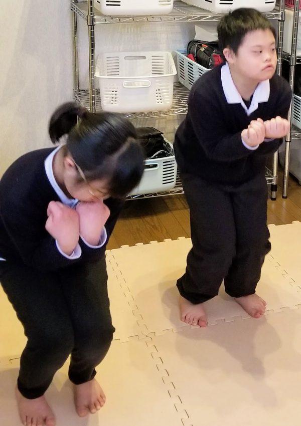 放課後等デイサービス・2019/02/20(水)