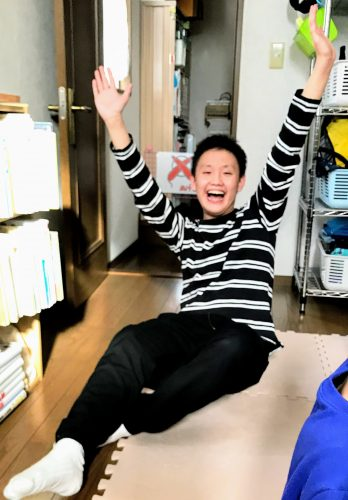 放課後等デイサービス・2019/04/25(木)