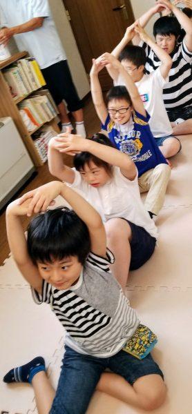 放課後等デイサービス・2019/07/03(水)