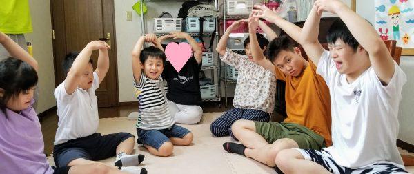 放課後等デイサービス・2019/07/19(金)