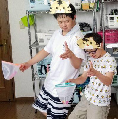 放課後等デイサービス・2019/07/31(水)