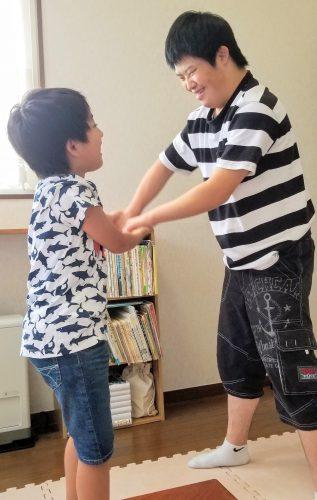 放課後等デイサービス・2019/08/21(水)