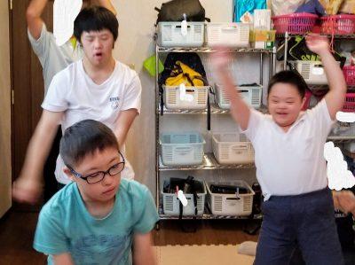 放課後等デイサービス・2019/09/02(月)