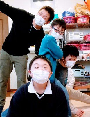 放課後等デイサービス・2020/02/03(月)