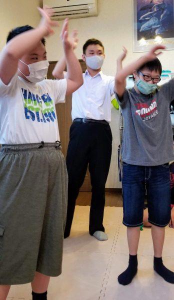 放課後等デイサービス・2020/09/14(月)